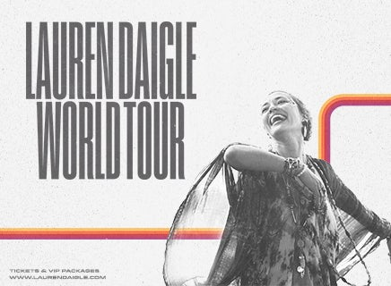 More Info for Lauren Daigle World Tour