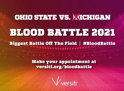 More Info for Versiti Blood Drive