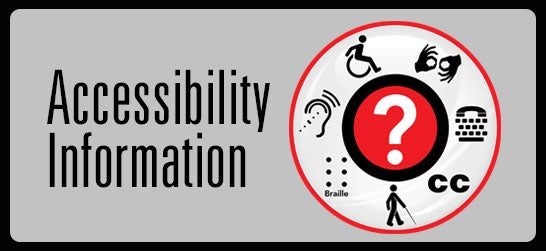 Accessibility Info Button