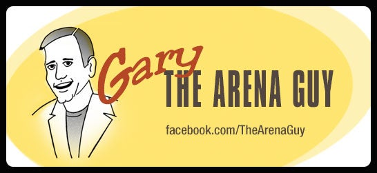 Check out Gary The Arena Guy on Facebook