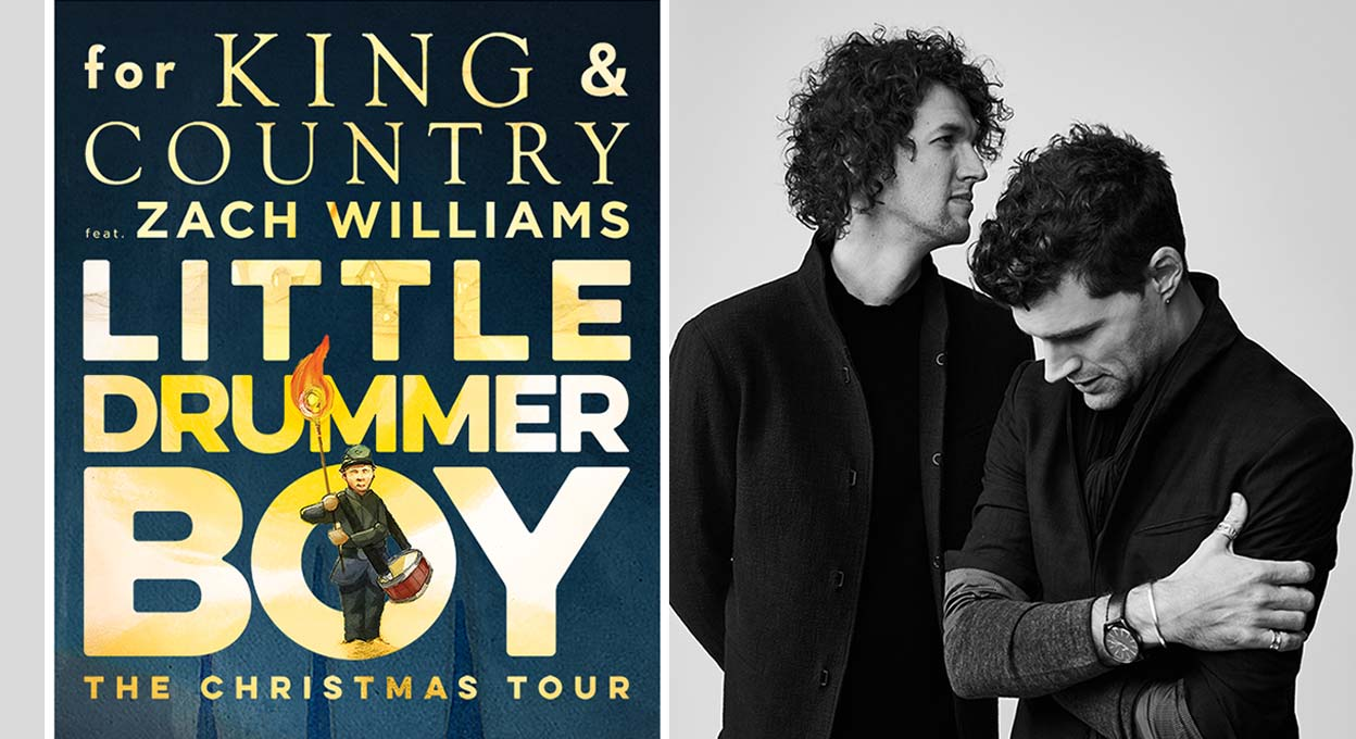 For King And Country Christmas.For King Country Christmas Schottenstein Center
