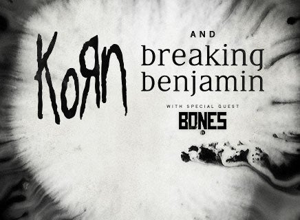 More Info for Korn / Breaking Benjamin