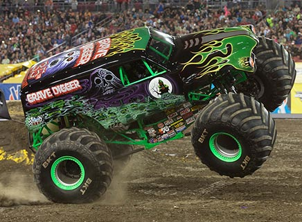 More Info for Monster Jam