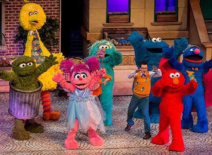 More Info for Sesame Street Live