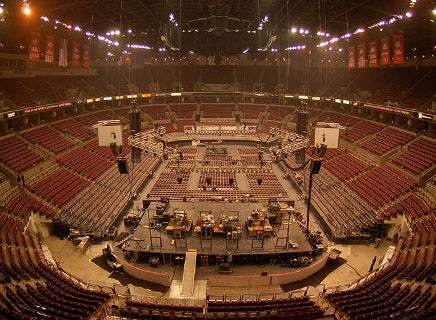 Schottenstein Center Concert load in