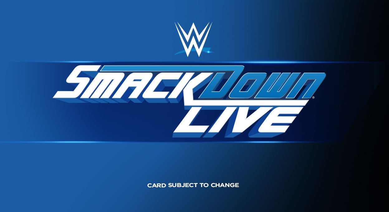 WWE SMACKDOWN | Schottenstein Center