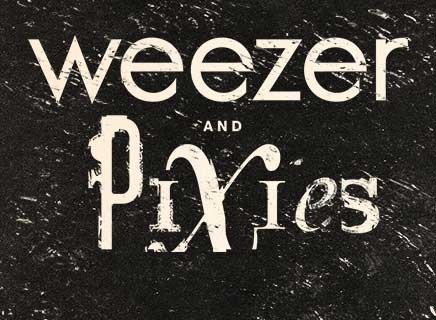 More Info for WEEZER & PIXIES